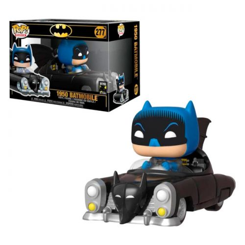Funko POP Rides DC Comics Batman 80th 1950 Batmobile 3