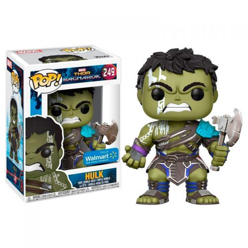 Funko POP Marvel Thor Ragnarok Gladiator Hulk Exclusive 4