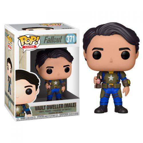 Funko POP Fallout Vault Dweller Male 9