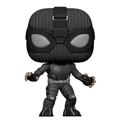 Funko POP Marvel SpiderMan Far From Home Spider-Man Stealth Suit 11