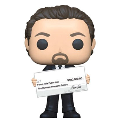 Funko POP Marvel SpiderMan Far From Home Happy Hogan 2