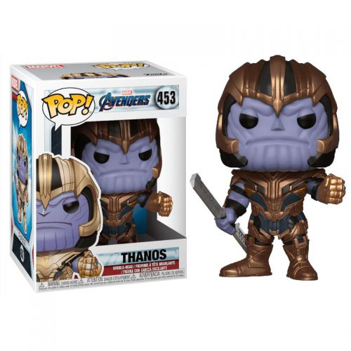 Funko POP Marvel Avengers Endgame Thanos 11