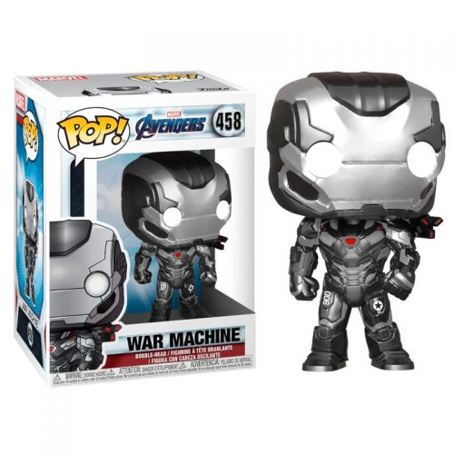 Funko POP Marvel Avengers Endgame War Machine 5