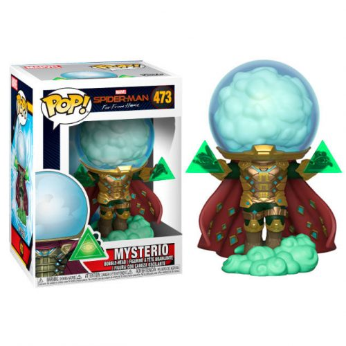 Funko POP Marvel SpiderMan Far From Home Mysterio 4