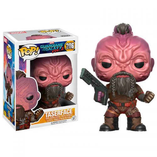 Funko POP Guardianes De La Galaxia Taserface 4