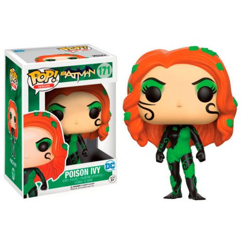 Funko POP Batman New 52 Poison Exclusivo 6