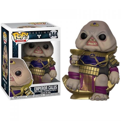 Funko POP Destiny Emperor Calus Exclusivo 6