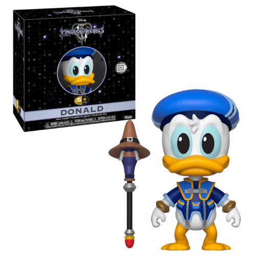 Funko 5 Star Disney Kingdom Hearts 3 Donald 9