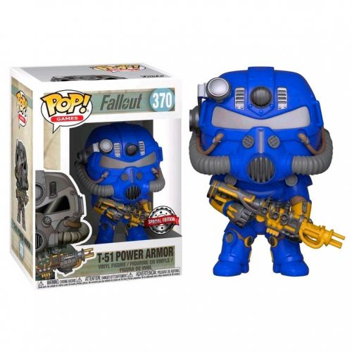 Funko POP Fallout Power Armor Vault Tec Series 2 Exclusivo 2