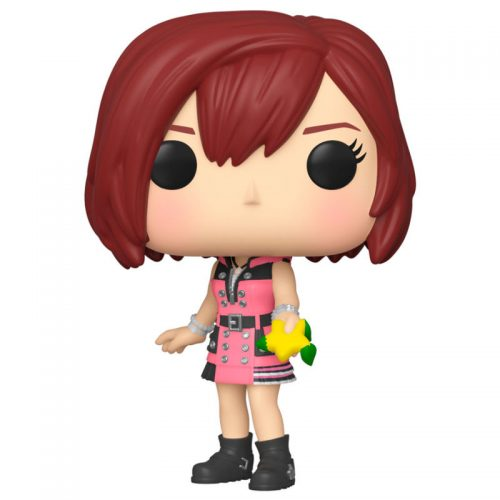 Funko POP Disney Kingdom Hearts 3 Kairi with Hood serie 2 4