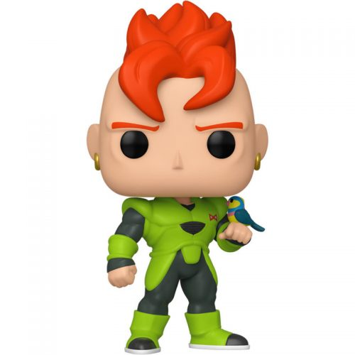 Funko POP Dragon Ball Z Android 16 4
