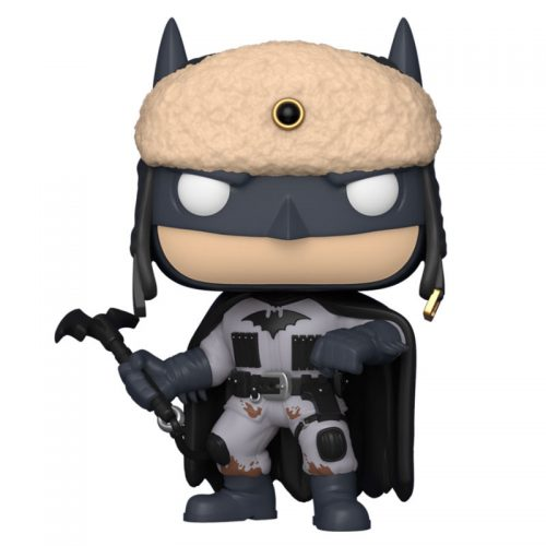 Funko POP DC Comics Batman 80th Red Son Batman 2003 4