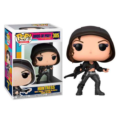 Funko POP Huntress - DC Aves De Presa 7