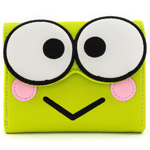 Cartera Loungefly Keroppi - Hello Kitty Sanrio 5
