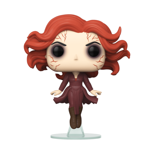 Funko POP Jean Grey (Dark Phoenix) - Marvel X-Men 20 Aniversario 5