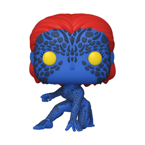 Funko POP Mística (Mystique) - Marvel X-Men 20 Aniversari0 6