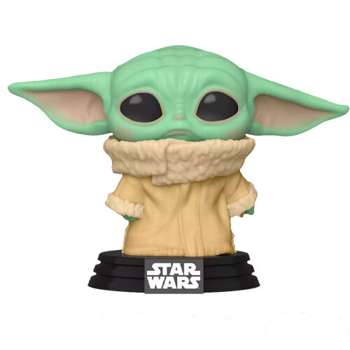 Funko POP The Child Triste (Baby Yoda) - Star Wars - The Mandalorian Exclusivo 3