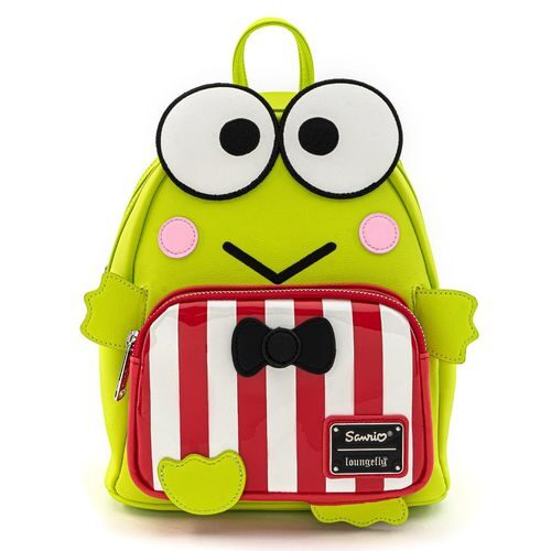 Mochila Loungefly Keroppi - Hello Kitty Sanrio 10