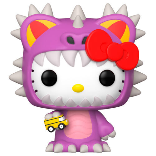 Funko POP Land - Hello Kitty Kaiju - Sanrio 4