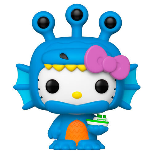Funko POP Sea - Hello Kitty Kaiju - Sanrio 8