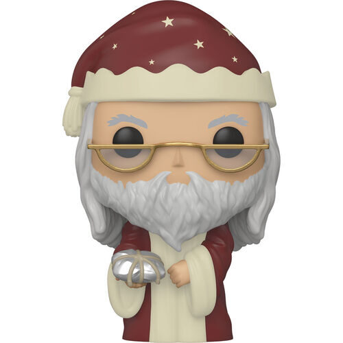Funko POP Albus Dumbledore - Navidad Harry Potter 2