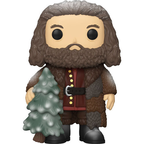 "Funko POP Rubeus Hagrid 15cm Super Sized 6"" - Navidad Harry Potter 2"