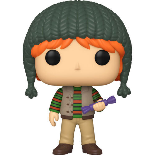 Funko POP Ron Weasley - Navidad Harry Potter 8