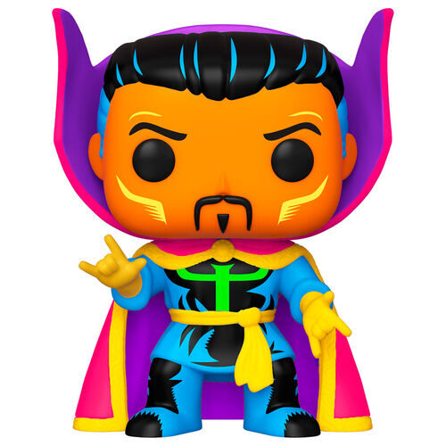 Funko POP Doctor Strange - Black Light - Marvel 3