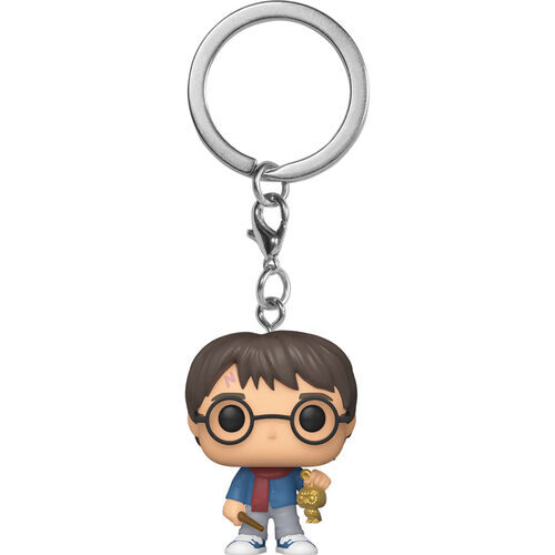Llavero Pocket POP Harry Potter - Navidad Harry Potter 6