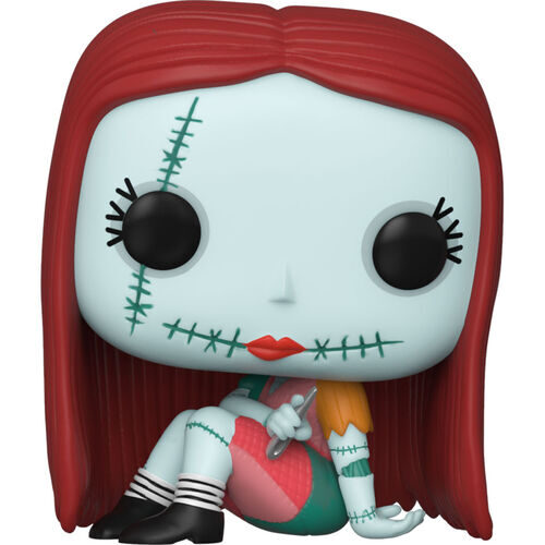 Funko POP Sally Sewing - Pesadilla Antes de Navidad - Disney 2