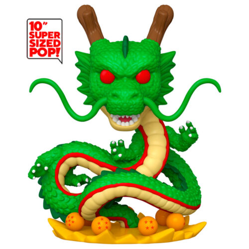 "Funko POP Shenron - Dragon Ball Z S8 - 25cm Super Sized 10"" 10"