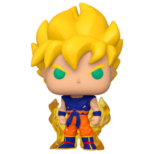Funko POP Goku Super Saiyan Primera Aparición - Dragon Ball Z S8 7