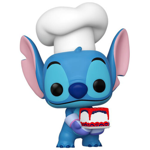 Funko POP Stitch As Baker (Cocinero) - Lilo Y Stitch - Disney 978 - Exclusivo 14