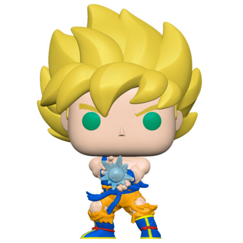 Funko POP Super Saiyan Goku Kamehameha - Dragon Ball Z S9 14