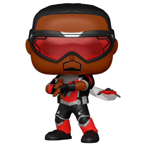 Funko POP Falcon 700 - The Falcon and the Winter Soldier - Marvel 4