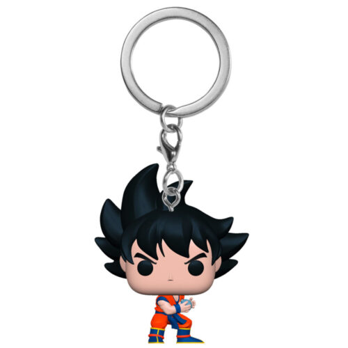 Llavero Funko Pocket POP Goku Con Kamehameha - Dragon Ball Z 2