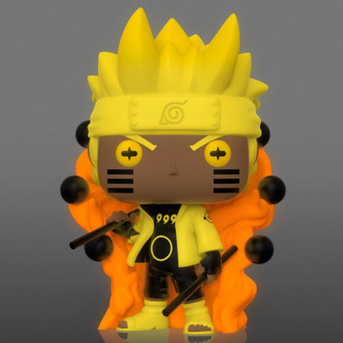 Funko POP Naruto Six Path Sage - Naruto GITD 6