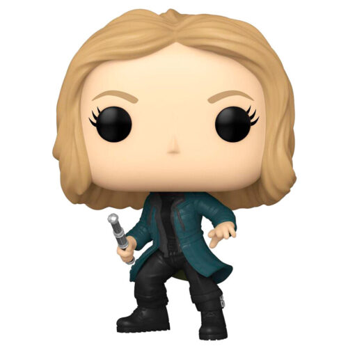 Funko POP Sharon Carter 816 - The Falcon and the Winter Soldier - Marvel 2