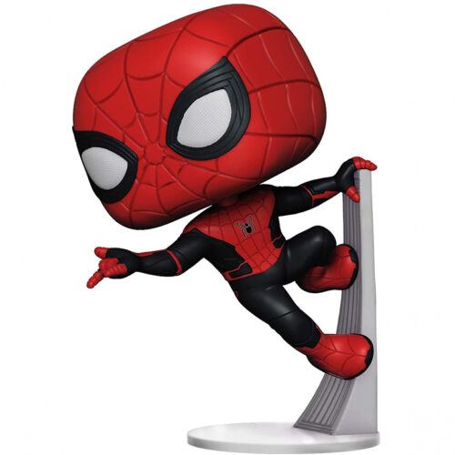 Funko POP Spider Man Upgraded Suit 470 - Spider-Man Far From Home - Marvel 8