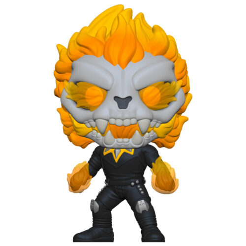 Funko POP Ghost Panther 860 - Infinity Warps - Marvel 10