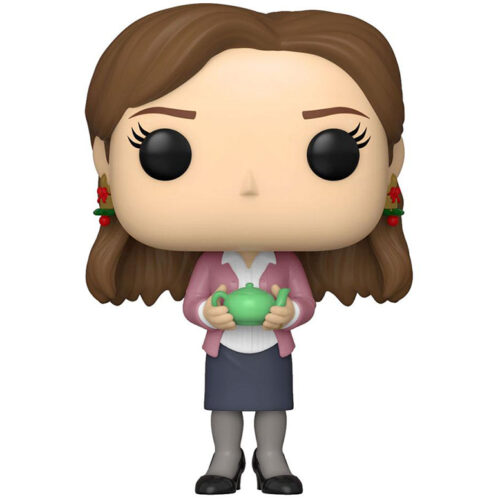 Funko POP Pam Beesly Con Tetera y Nota 1172 - The Office 11