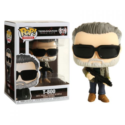 Funko POP Terminator Dark Fate T-800 10
