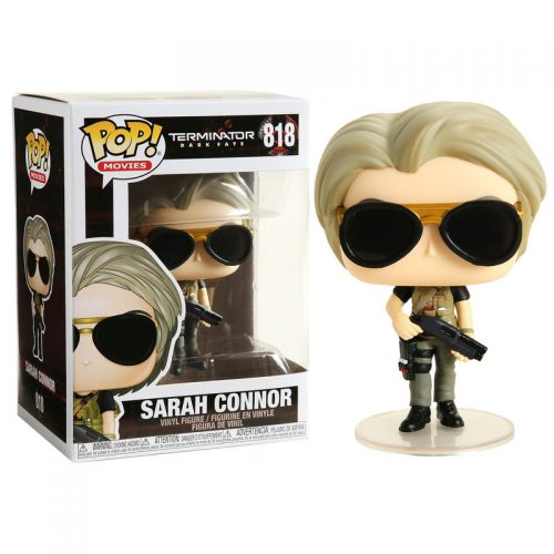 Funko POP Terminator Dark Fate Sarah Connor 8