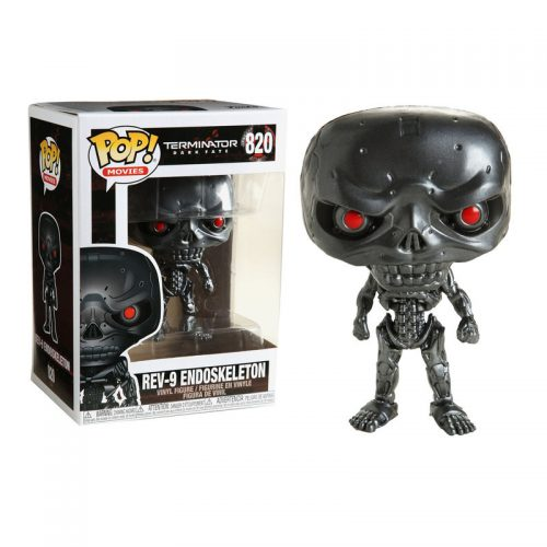 Funko POP Terminator Dark Fate Rev-9 Endoskeleton 10