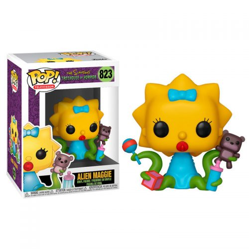 Funko POP Simpsons Maggie Alien 2