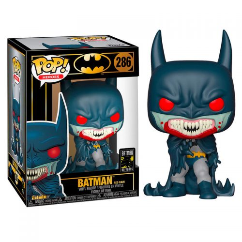 Funko POP DC Comics Batman 80th Red Rain 1991 5