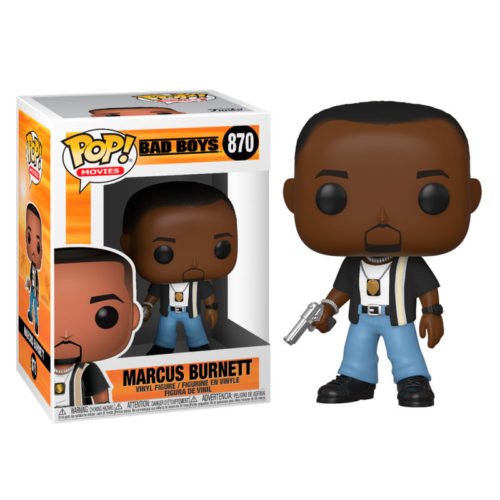 Funko POP Bad Boys Marcus Burnett 9