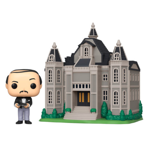 Funko POP Town Alfred En La Mansión Wayne DC Comics Batman 80th 9