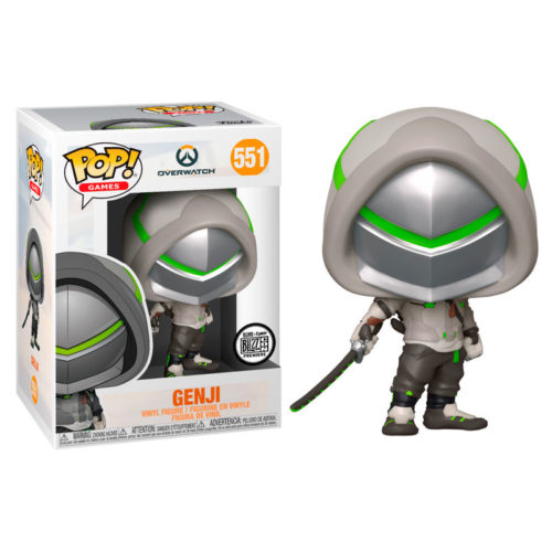 Funko POP Genji - Overwatch 2 8