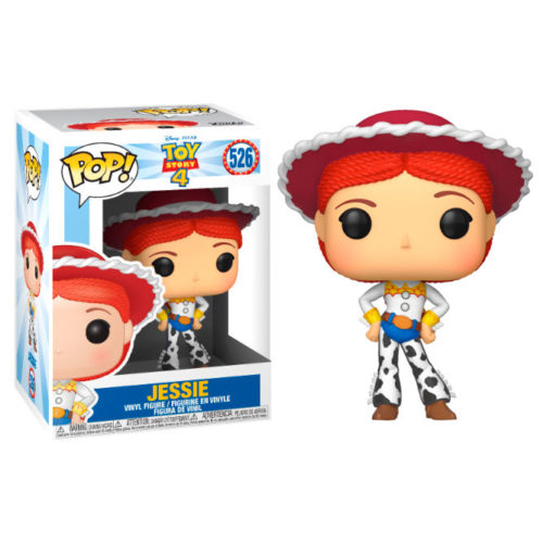Funko POP Jessie - Disney Toy Story 4 4